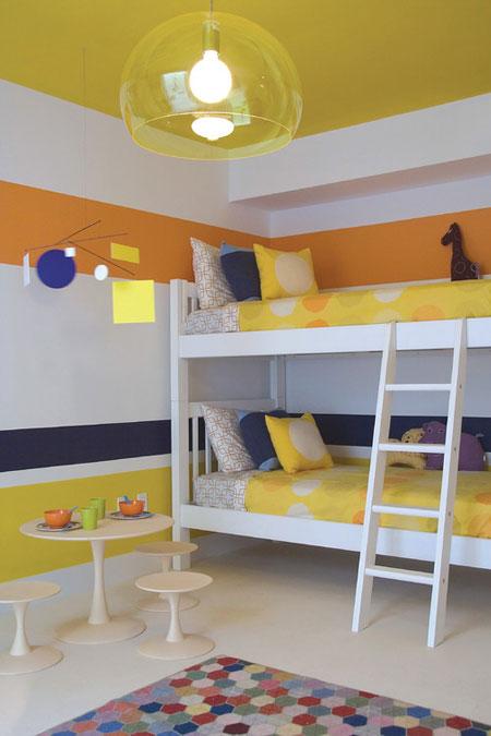 mo9003 مدل جدید دکوراسیون اتاق کودکان و نوجوانان