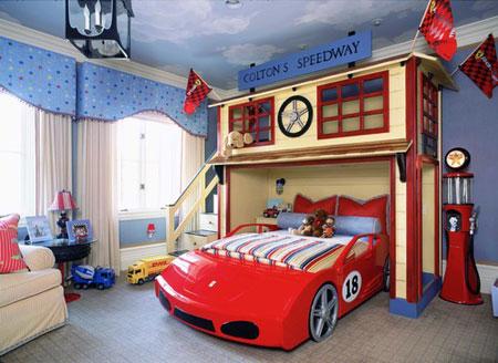 mo9004 مدل جدید دکوراسیون اتاق کودکان و نوجوانان