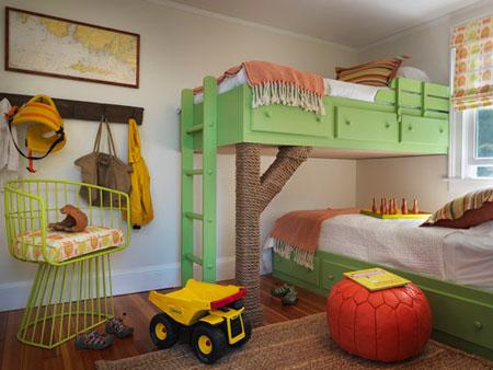 mo9006 مدل جدید دکوراسیون اتاق کودکان و نوجوانان