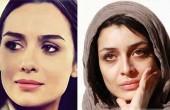 شباهت بازیگر ایرانی با بازیگر سریال شمیم عشق / عکس