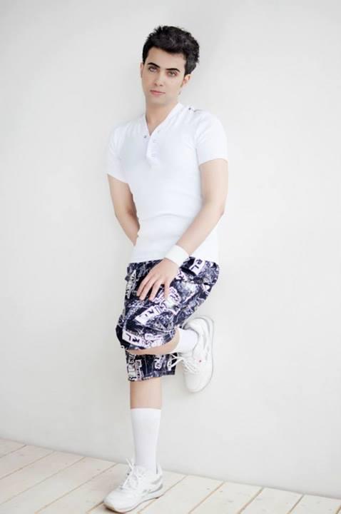 11393085918019323070 احمد أنجل، خوشگلترین پسر جهان