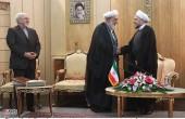 روحانی راهی قرقیزستان شد / عکس