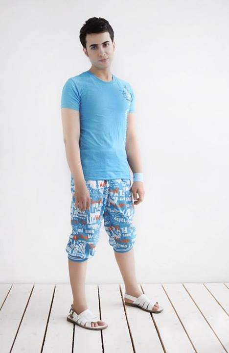 19824573471313898750 احمد أنجل، خوشگلترین پسر جهان
