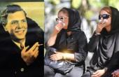 تشییع جنازه بازیگری که بعد از ۳ روز جنازهاش پیدا شد