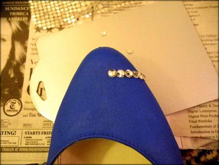 hou5118 آموزش تصویری تزیین کفش