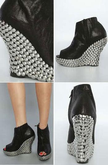 hou5124 آموزش تصویری تزیین کفش
