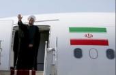 روحانی در کابین خلبان +عکس
