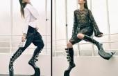 کفش های با استعداد ترین طراحان جهان