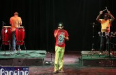 کنسرت خواننده آمریکایی در شیراز / عکس