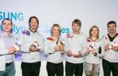 گلکسی نوت ۳ به عنوان گوشی مخصوص بازیهای المپیک انتخاب شد