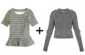 لباس های قدیمی را با مد روز استفاده کنید