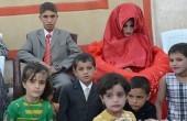 ازدواج اجباری پسر ۱۴ ساله عراقی / عکس