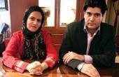 ماجرای ازدواج سالار عقیلی و همسرش + عکس