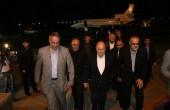 سپ بلاتر ، رئیس فیفا وارد تهران شد / عکس