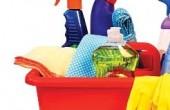 نکاتی برای خانه تکانی در کمترین زمان
