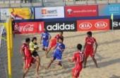 تقدیر فیفا از تیم ملی فوتبال ساحلی ایران
