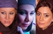 جراحی زیبایی در ستاره های سینمای ایران + تصاویر