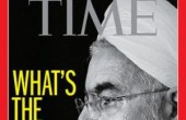 حسن روحانی، نامزد شخصیت سال تایم شد