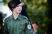 زیباترین پلیس زن فلسطین سوژه جدید / عکس