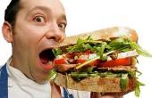 بدغذا خوردن افسردگی میآورد