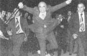 مراسم چهارشنبه سوری خانواده پهلوی/عکس