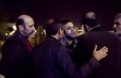برخورد ماموران حراست برج میلاد با بازیگر مشهور/عکس