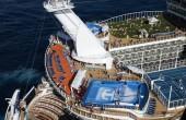 عکس های جالب از بزرگترین کشتی دنیا