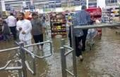 پایتخت عربستان غرق شد!
