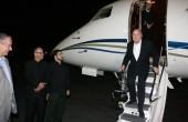 گزارش تصویری ورود سپ بلاتر به ایران