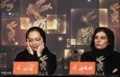 نیکی کریمی با چهره غمگین در جشنواره/عکس