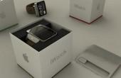 اپل و ساعت شیشهای هوشمند با بدنه خمیده با نام iWatch