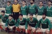 تیم ملی ایران در سال ۱۳۶۸/عکس