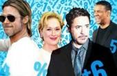 بهترین و با ارزشترین بازیگران هالیوود معرفی شدند / عکس