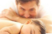 قلق ساکت کردن نوزادان توسط آقایان