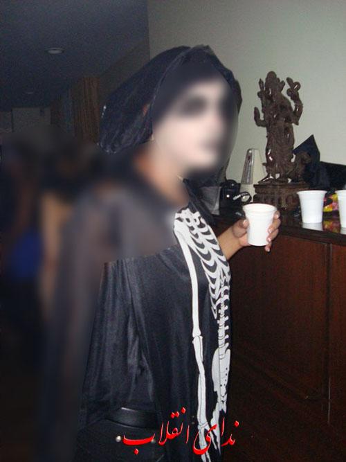 image085 عکس های جنجالی پارتی هالووین در تهران