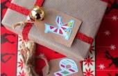 ایده ای زیبا برای تزئین هدایا+آموزش تصویری