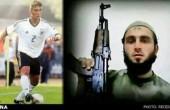 بازیکن تیم ملی آلمان در سوریه کشته شد+عکس