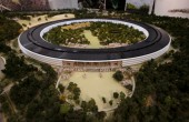 Apple مجوز ساخت کمپ فضایی اش را دریافت کرد