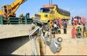 تصادف وحشتناک و مرگبار در جاده مشهد / عکس