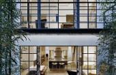طراحی حیاط خانه و فضای سبز آپارتمان