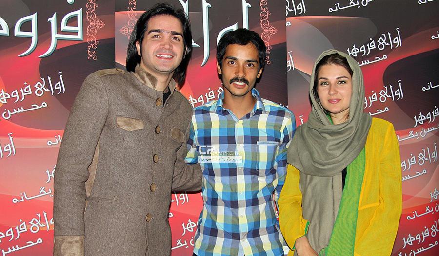 بازیگرنقش کامران در قسمت آخر کیمیا 3 عکس جدید پریناز ایزدیار