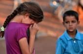 ناله غمانگیز کودک پیش از اعدام