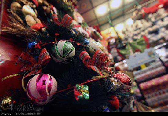 233506 527 حال و هوای جشن کریسمس 2014 در ایران / عکس
