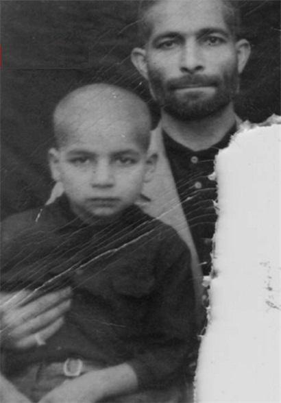 عکس کودکی روحانی, جدید 1400 -گهر