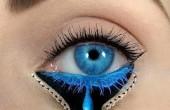آرایش های چشم فوق العاده جالب