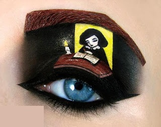 635232557939358448Wonderful makeup fashion 0015 آرایش های چشم فوق العاده جالب