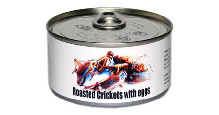 635239230001660286114529 432 کنسرو های حال بهم خور ، از تخم سوسک تا کرم / عکس