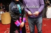 کریم باقری و فاطمه معتمد آریا در کنار هم / عکس