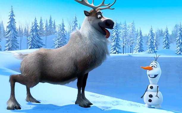 Time Frozen 10 فیلم برتر سال به انتخاب مجله تایم