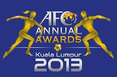 afc2013 AFC نامزد بهترینهای ۲۰۱۳ را اعلام کرد
